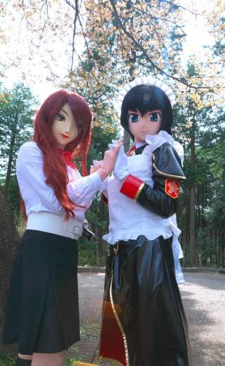 Konoe & Mitsuru