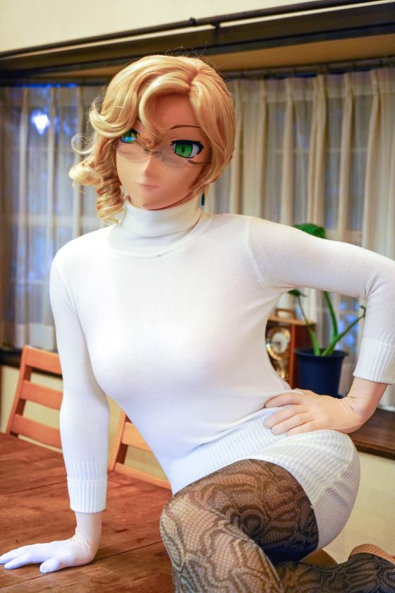 Glynda Goodwitch@RWBY (Photo by Yothiey)