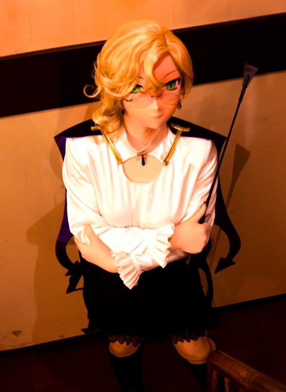 Glynda Goodwitch@RWBY (Photo by TonTa)