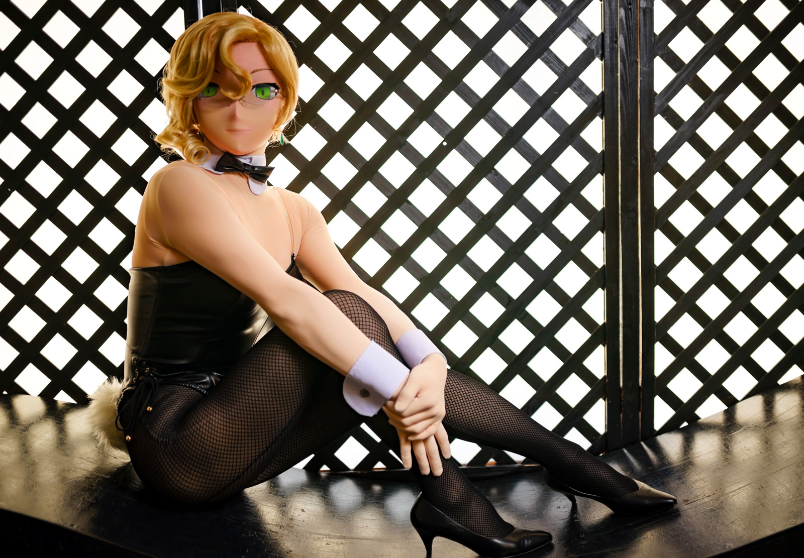 Glynda Goodwitch @RWBY (photo by Tunosk)