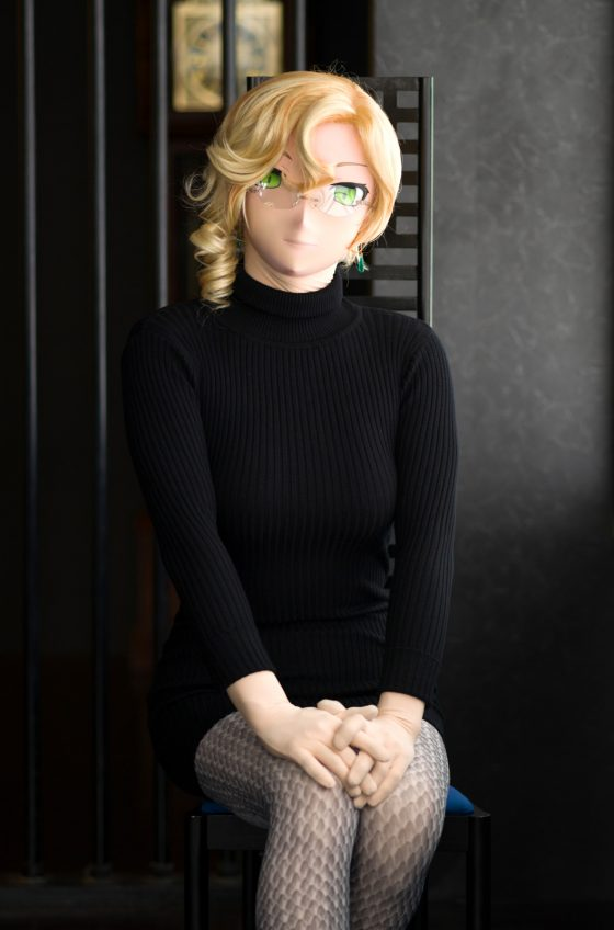 Glynda Goodwitch @RWBY (photo by Tarosa)